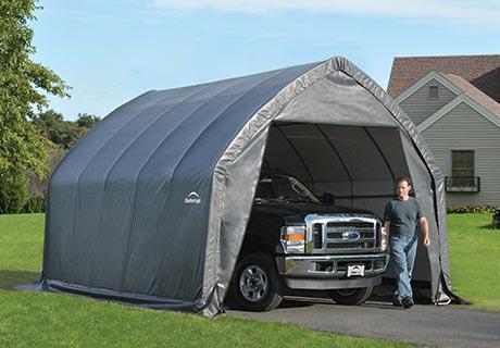 Carport garage breite bis 4 0 m l nge 6 1 bis 30 5 m for Garage auto store marseille